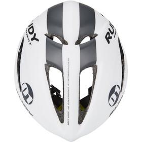 Rudy Project Boost 01 Helmet white - graphite (matte)